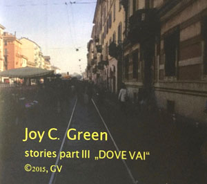 CD Cover Dove Vai. Stories 3